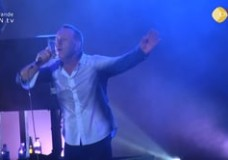 Simple Minds perform at the STARLITE FESTIVAL in Marbella – Aug. 2012