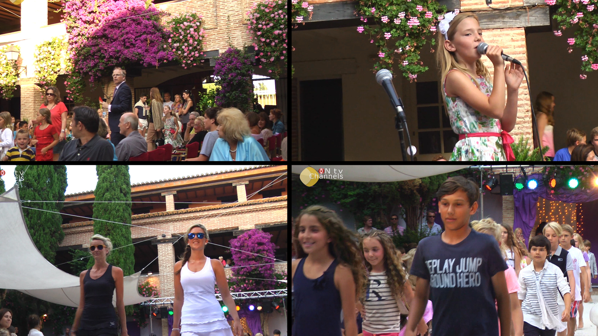 DanceWorks Summer Fashion Show 2013 Sotogrande