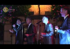 The Jersey Boys Perform at the El Pirro – Sotogrande