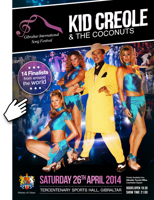 kidcreole_poster